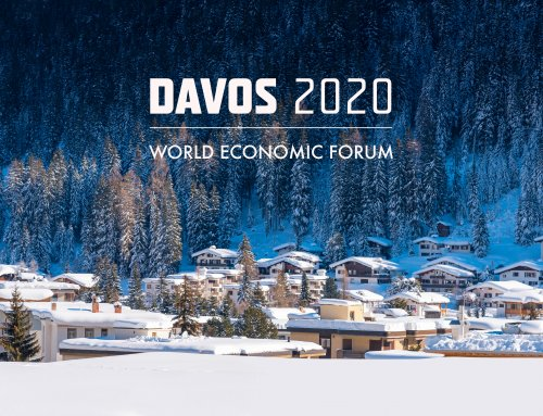 Our Head Of Project-International in an interview about WEF Security 2020 in Davos