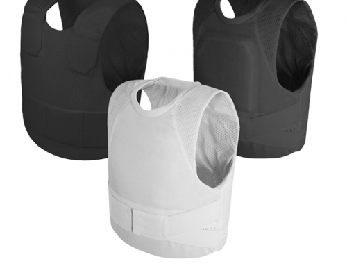 Armour for Close protection security